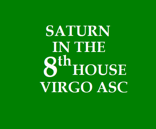 How does having Saturn in the 8th house in Aries play out