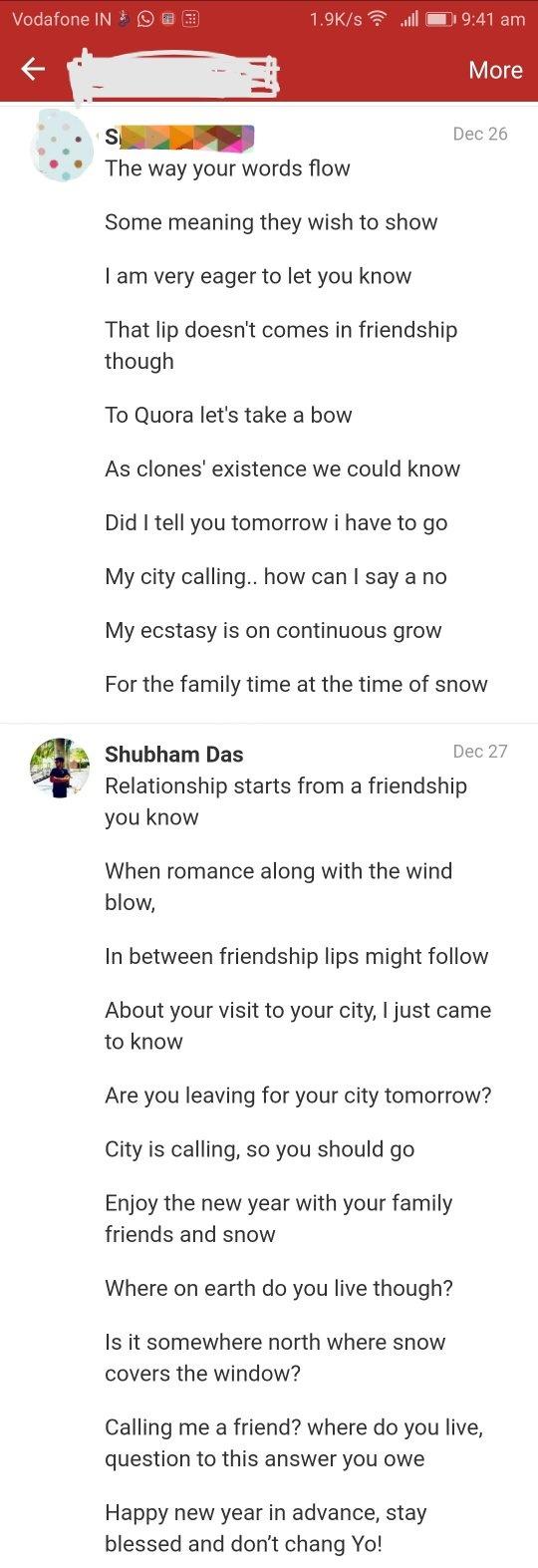 dating quora