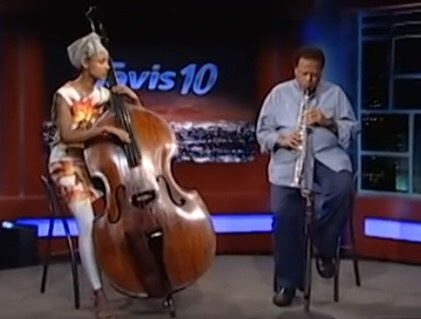 What do you think of jazz bass player and singer Esperanza