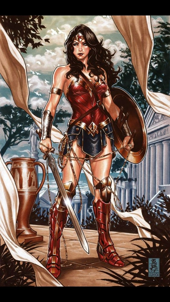 Who would win in a fight between Wonder Woman and Iron Man? - Quora