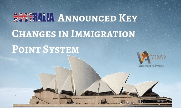 What are the changes in Australia Immigration for 2019? - Quora