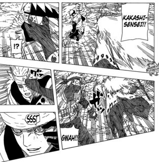 How does Kakashi die in the Naruto anime? - Quora  How does Kakash...