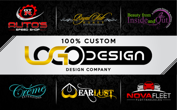 Get the best custom logo plan for your organization now with a specialist and dependable custom logo design company