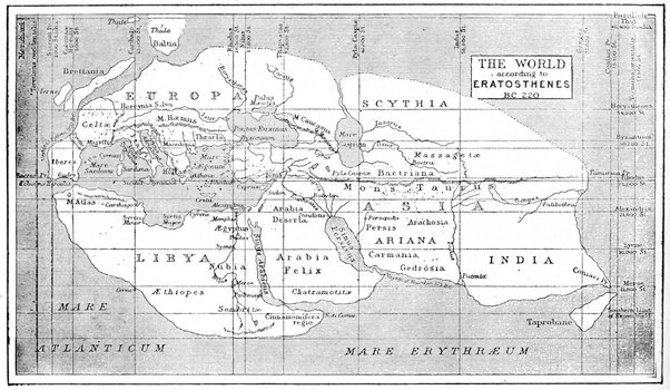 When was the first world map drawn and how accurate is it compared one of the earliest map of the world was made by eratosthene a librarian at the library of alexandria his version of the world map was drawn in about 194 gumiabroncs Gallery