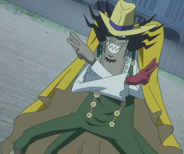 In One Piece, what would happen if a fishman ate a devil fruit? - Quora