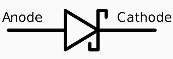 What Is The Symbol For Schottky Diode Quora