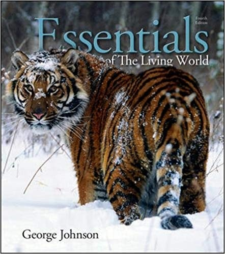 Essentials of the living world 4th edition johnson test bank.