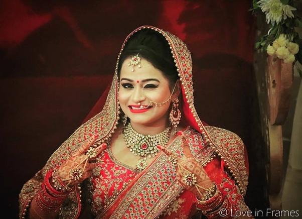 Mehndi Bride Makeup : Stunning depilex bridal makeup