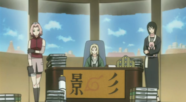 What Is The Most Badass Thing About Tsunade Senju Quora
