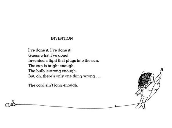Funny Poems By Shel Silverstein: What Is Your Review Of Shel Silverstein?