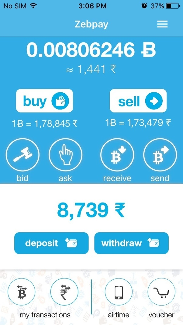 Is it safe to buy and hold bitcoins via zebpay quora bitcoin and it is the best platform to purchase them i have been using zebpay for the last 23 months and it gives updates every minutes about the ccuart Gallery