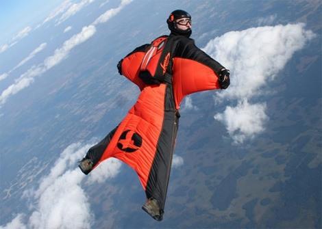 Výsledek obrázku pro Wingsuit flying