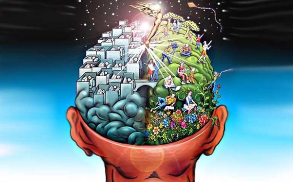 القدرة علي التخيل