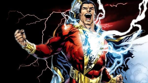 captain marvel power level