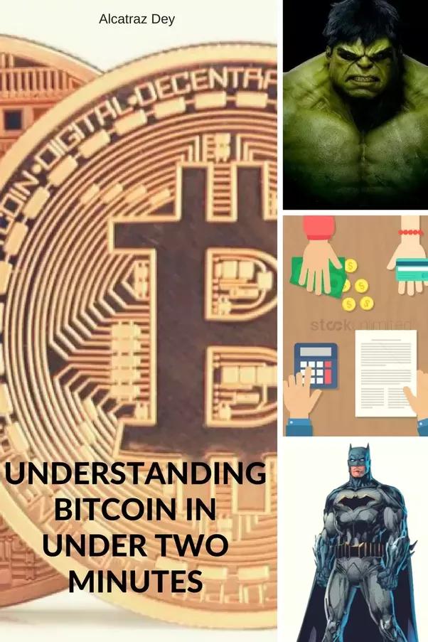 How to explain Bitcoin
