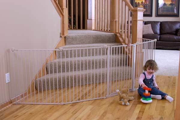 In Addition To Hardware  Or Pressure Mounted Options, Baby Gates  Additionally Come In 3 Other Categories: Swing Through (a Gate Door That  Swings Open), ...
