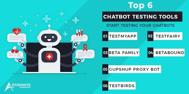 What tools can be used for chatbot testing? - Quora