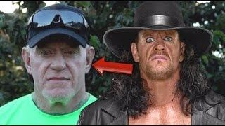 Undertaker And Kane In Real Life Is the Undertak...