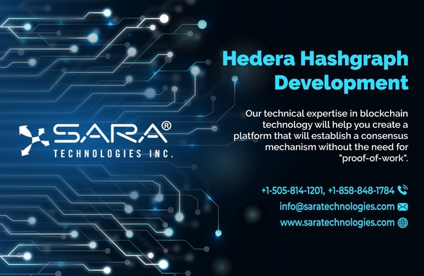 Which is the best Hedera Hashgraph development company in California