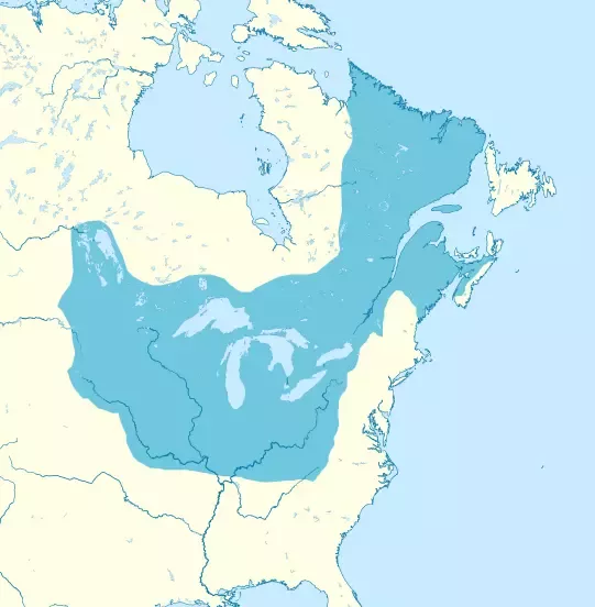 Why Was The Majority Of The Labrador Peninsula Given To The Province Of  Quebec Even Though Quebecu0027s Francophone Population Were Not Living In The  Labrador ...