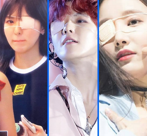 What Happened To Gfriend S Eunha S Eye Quora
