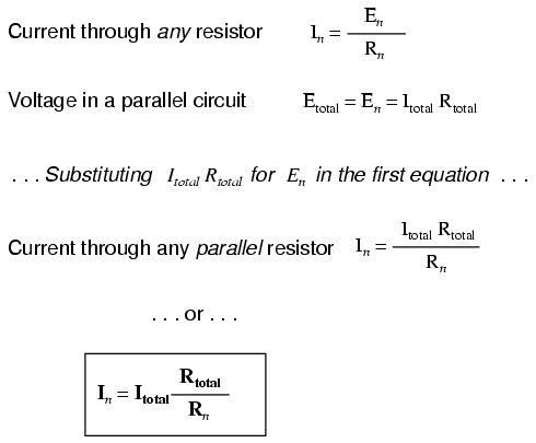 how to calculate amps in a parallel circuit wiring diagrams u2022 rh autonomia co In a Parallel Circuit Amperage Calculate Total Resistance in Parallel