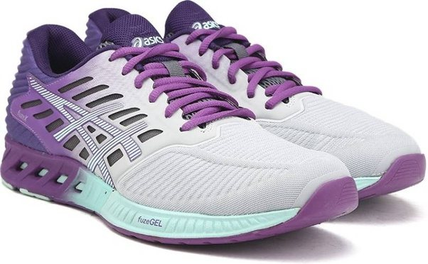 Asics Fuzex Is Probably The Best Pair Of Shoes For Beginners Who Prefer Road Running Gel Technology Inf Foam Lining Absorbs A Great Deal Shock