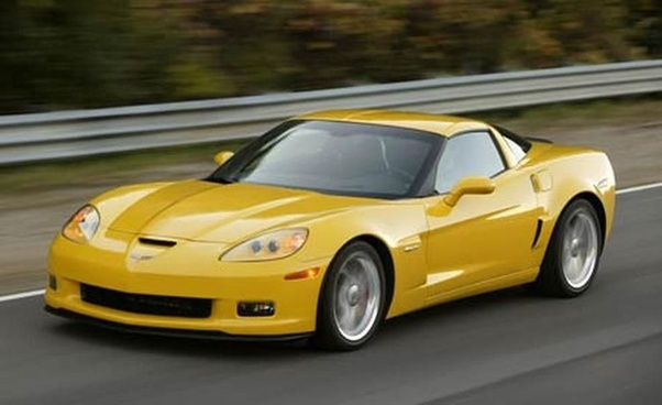 What is the difference with the C6 basic Corvette year to