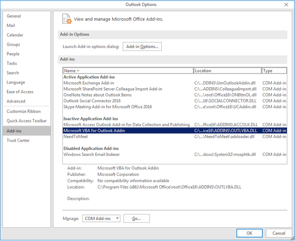 Is it possible to record macros in outlook? - Quora