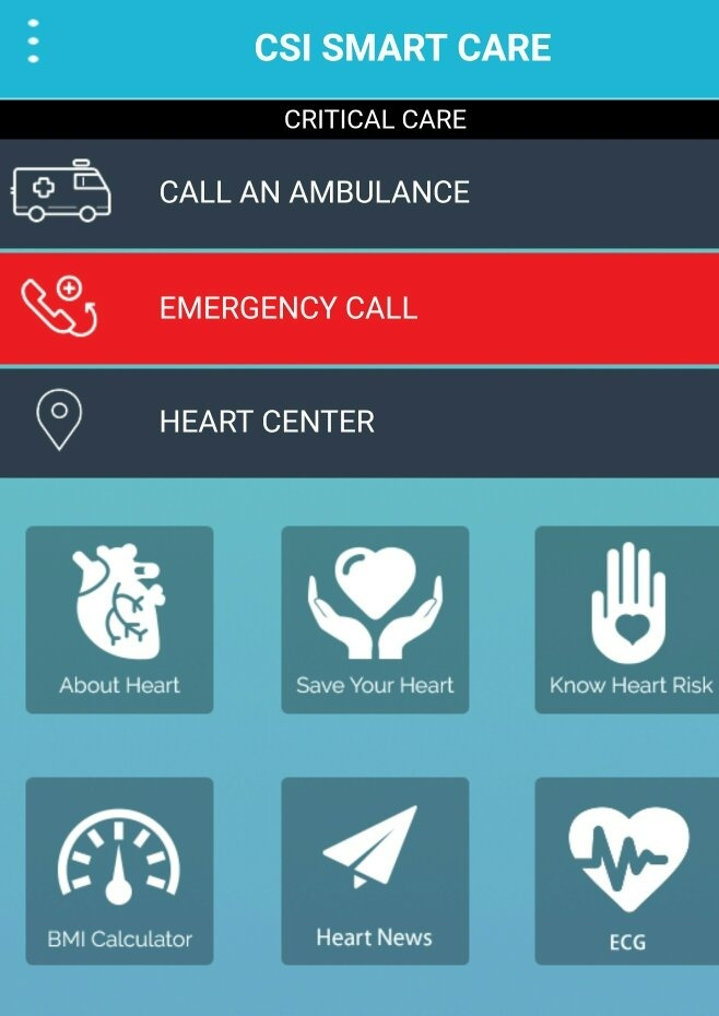 What is your suggestion for automatic emergency calling to