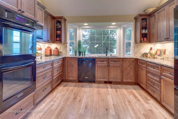What are some benefits and drawbacks of having a U-shape kitchen ...