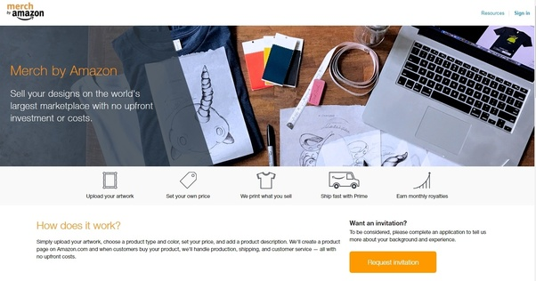 How to get approved to sell on Merch by Amazon - Quora