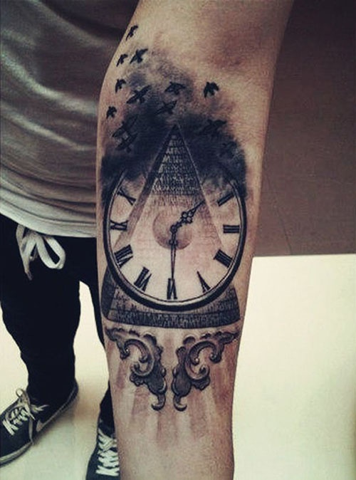 Is the inner arm a good place for a tattoo quora for Places to hide tattoos