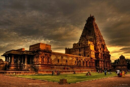 what facts about south indian temples have scientific significance
