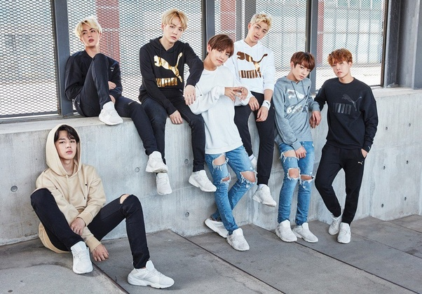 How Old Are Bts Members In 2018 Quora