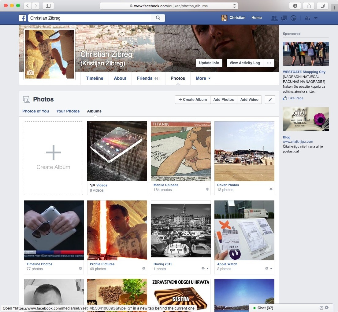 How to download full size photos from Facebook - Quora