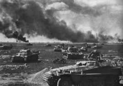 During The Operation Citadel Battle Of Kursk Was The