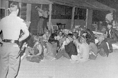 Manson family orgies