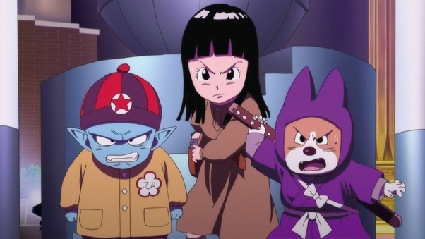 Was Garlic Jr In Dragon Ball Z Just Filler Quora I meant the creation of garlic jr and his appearance is very similar to pilaf's little gremlin motive in the. was garlic jr in dragon ball z just