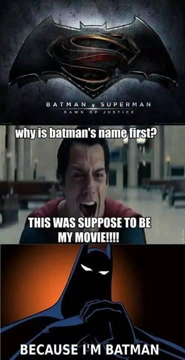 batman memes superman funny vs jokes quotes superhero dc because joke justice funniest deal comic name dawn bitch humor comics