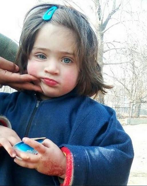 Kashmiri Eyes What is the per...