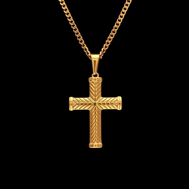 Is It Ok To Wear A Cross Necklace If Im Not Religious Quora