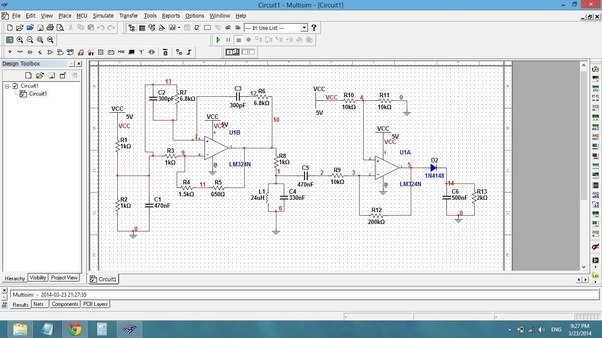 What is the best electronic design and simulation program (Proteus ...