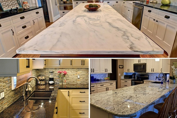 What Is The Standard Thickness Of A Granite Kitchen Countertop Quora