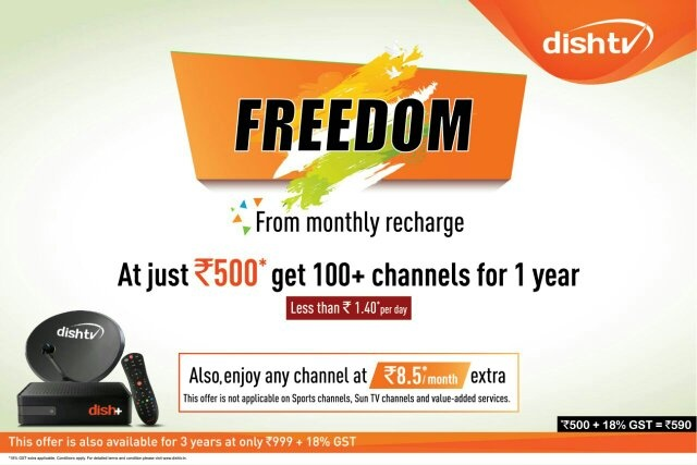 How to watch the FTA channel in DishNXT HD without doing a recharge