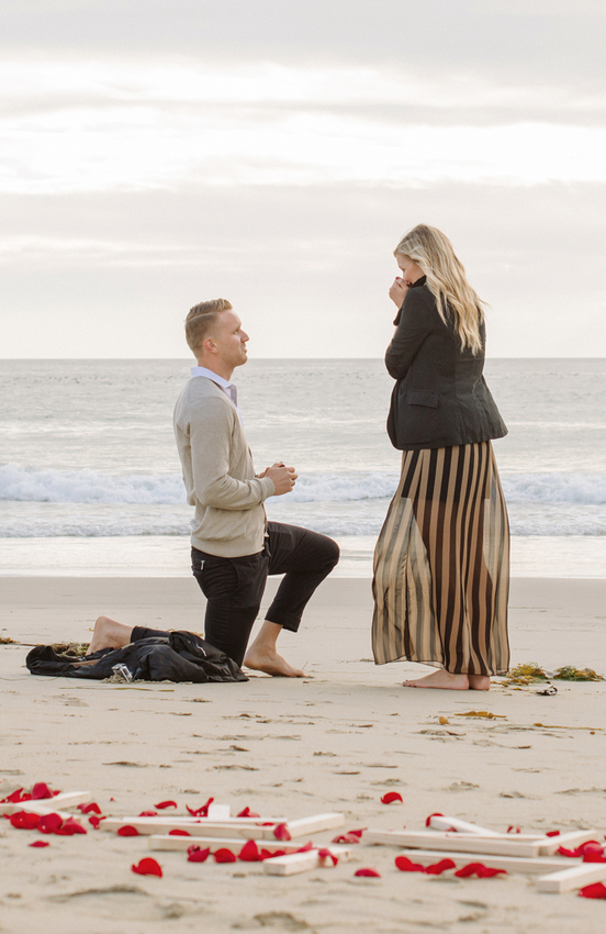 What to say when proposing to your girlfriend