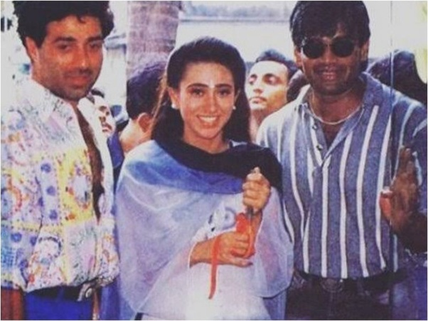 Hindi pic picture video sunny deol ajay devgan akshay kumar movie