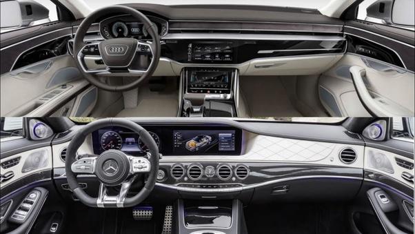 Audi Vs Mercedes >> Do You Prefer Audi Or Mercedes Quora