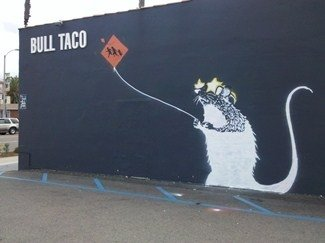 Where can you find street art in San Diego Quora