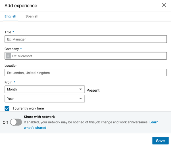 How To Get Your Linkedin Profile To Notify People That You Have Been Promoted Quora